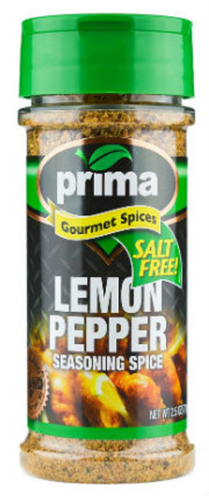 Lemon Pepper Salt Free