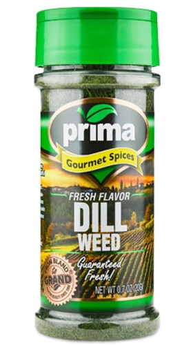 Dill Weed, Domestic