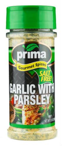 Garlic with Parsley