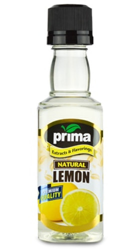 Natural Lemon Extract