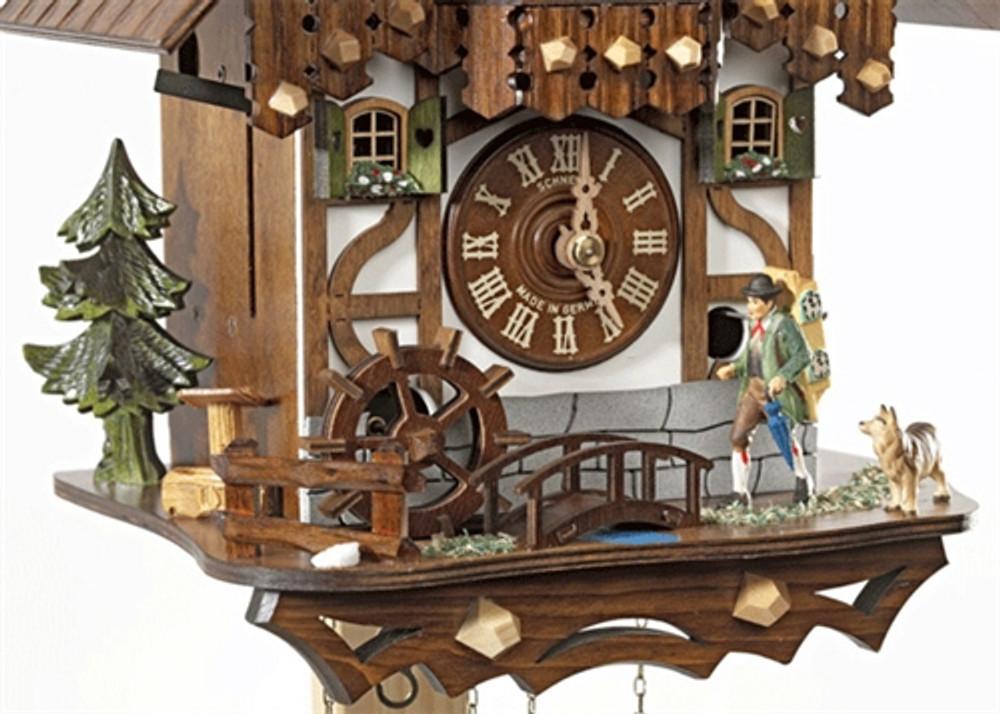 Clock Peddler - Tall
