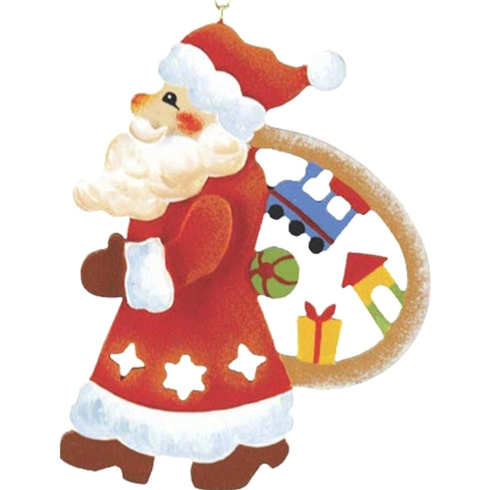 Santa with Gifts