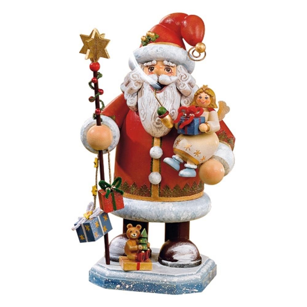 Santa with Angel