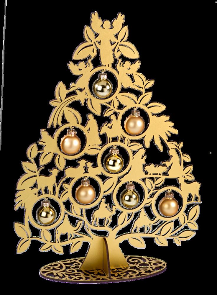 Large Gold Tree
