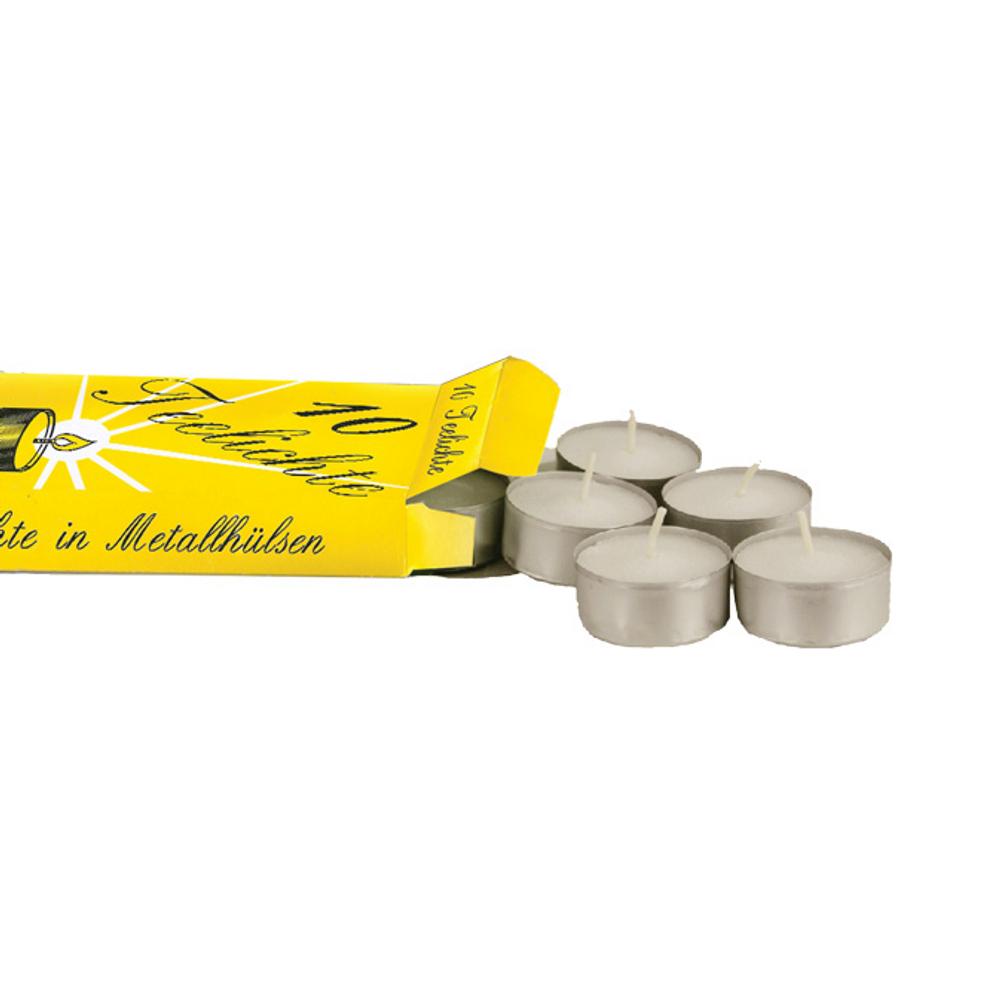 Tealight Candles - 10 per box