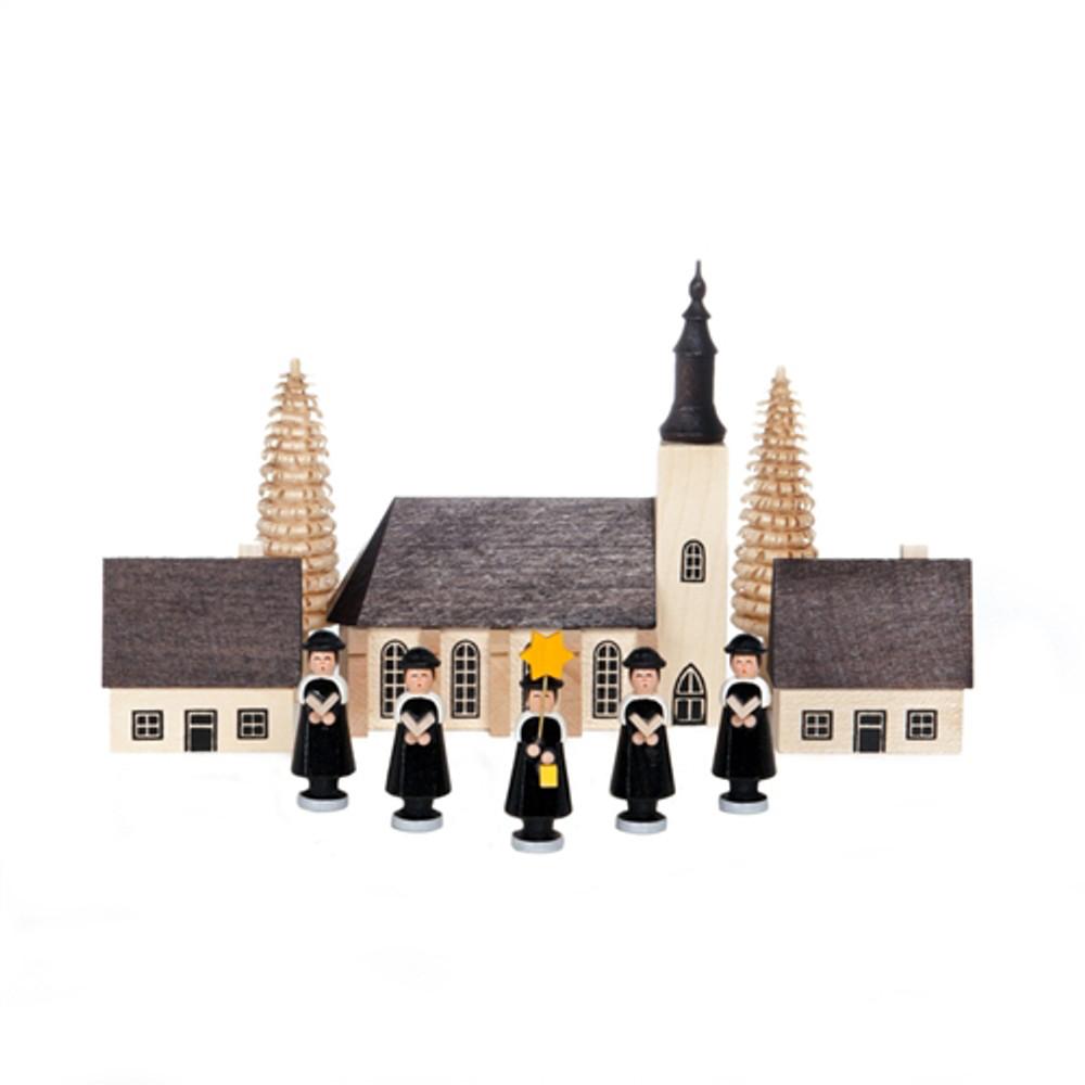 Erzgebirge Christmas Carolers
