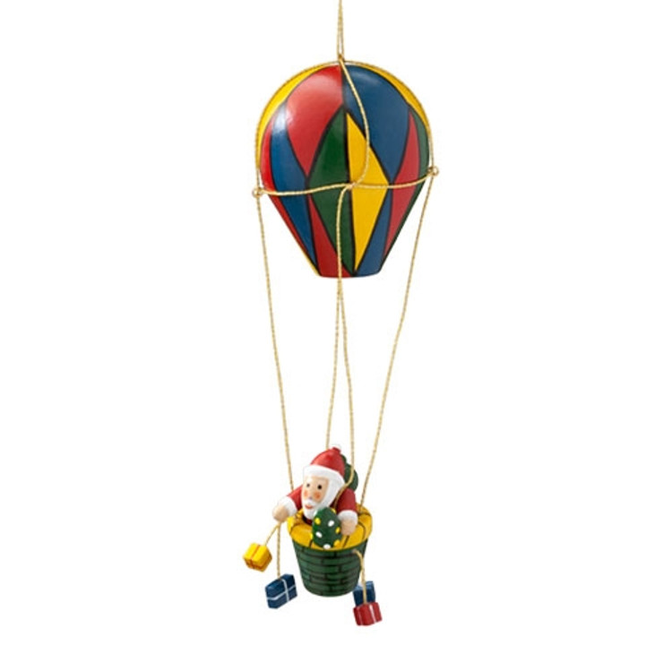 Santa's Hot Air Balloon