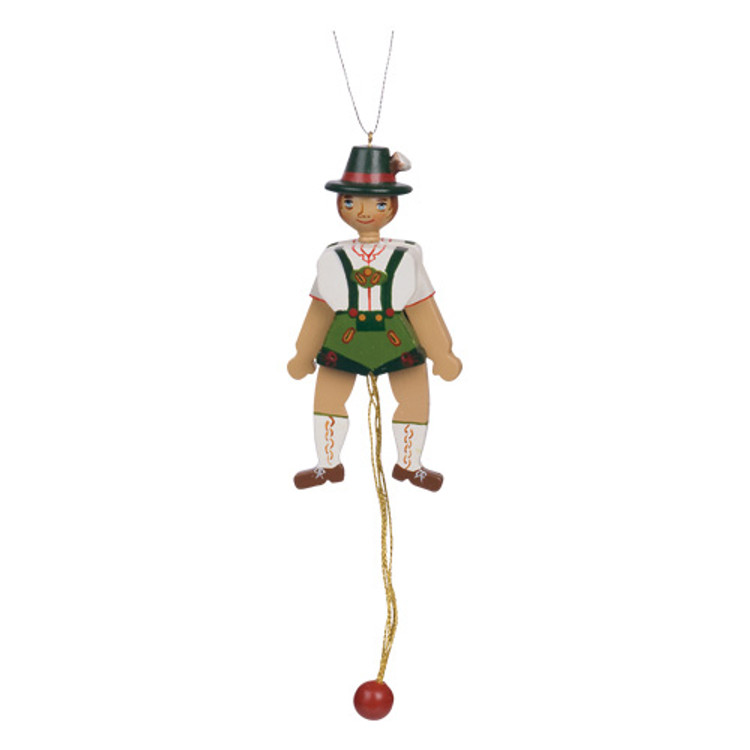 Bavarian Boy Jumping Jack