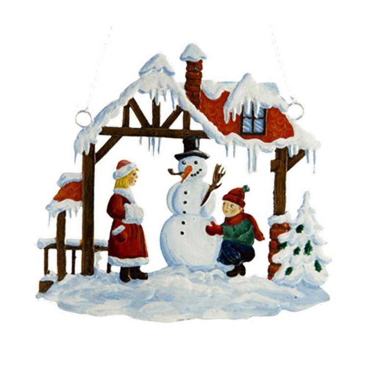 Snowman's House (lrg)