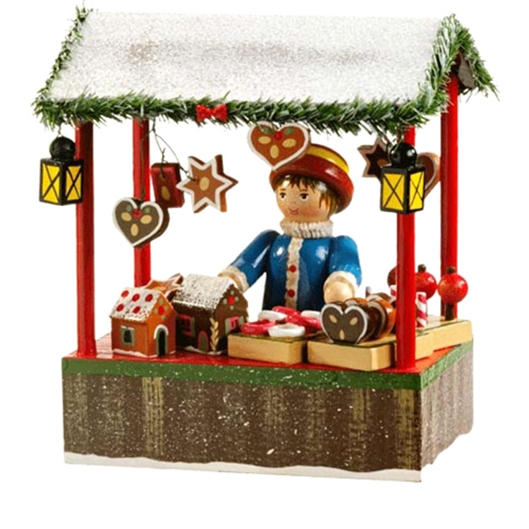 Gingerbread Seller