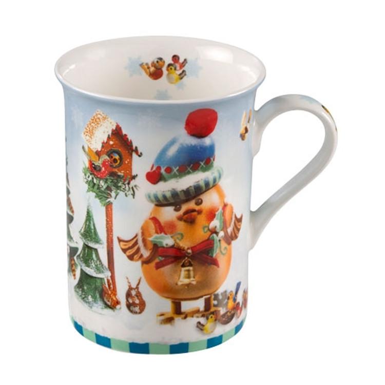 Bird Smoky Cup