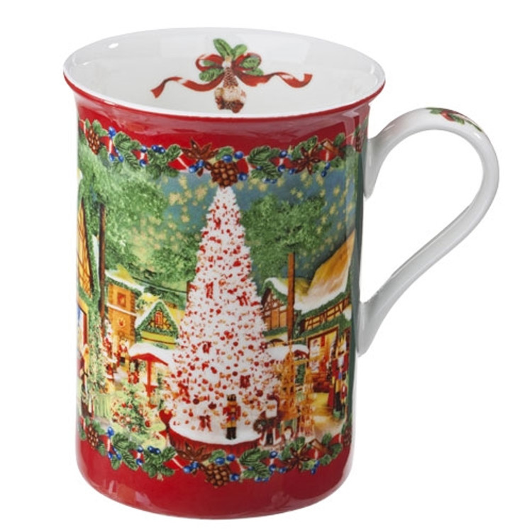 Rothenburg Christmas Village Cup