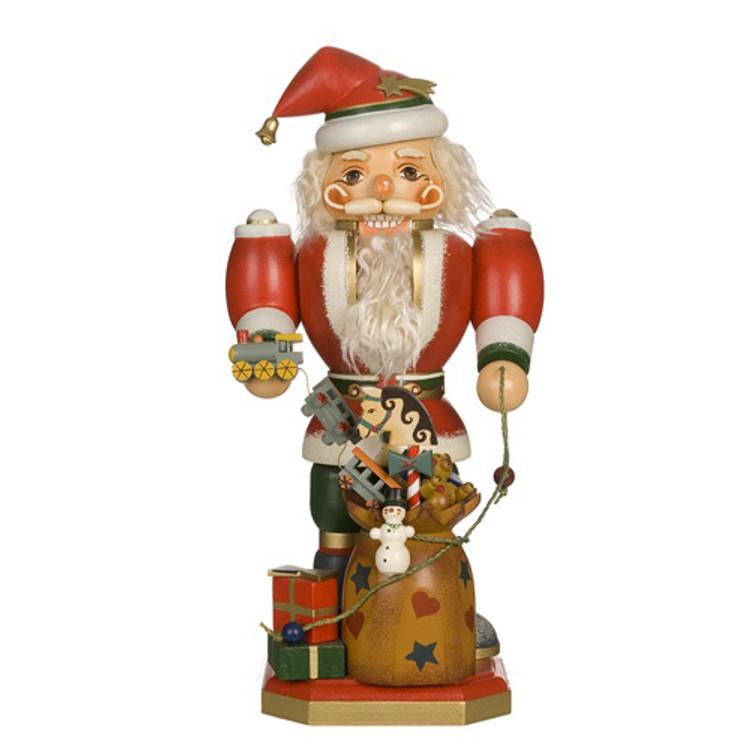 Santa Giving Toys