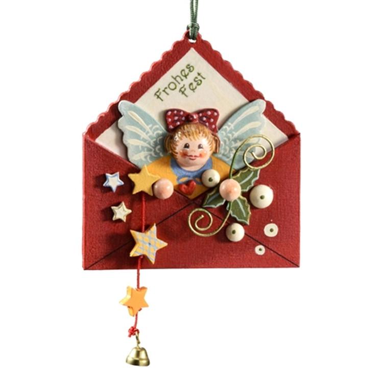 Christmas Greetings Angel