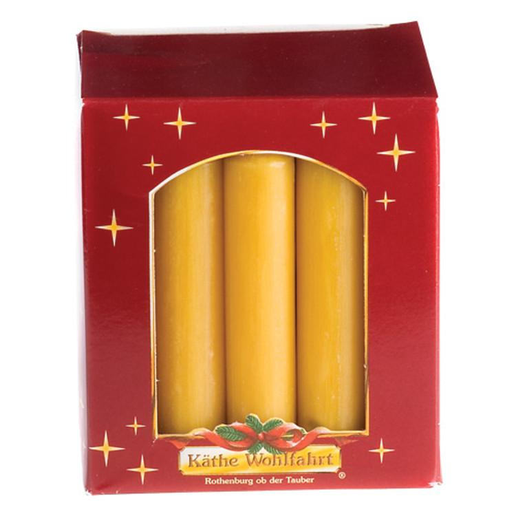 Large Honey Candles