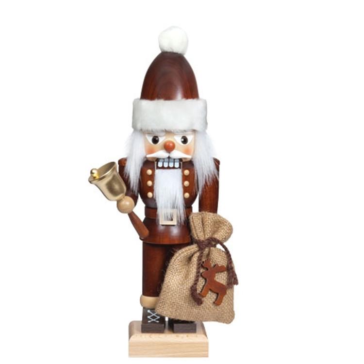 Natural Santa with Bell