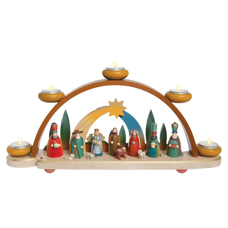Gift Giver Star Over Bethlehem