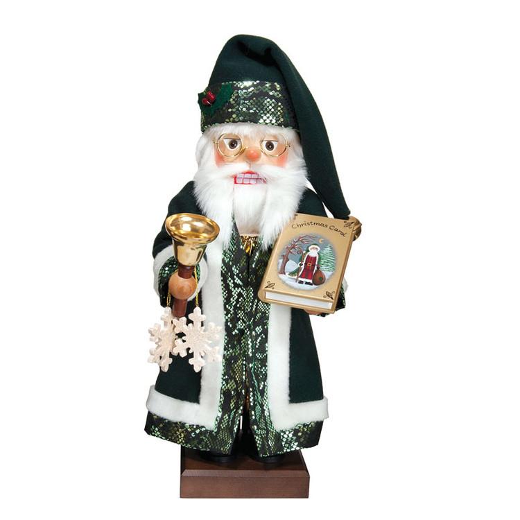 Christmas Carol Santa Nutcracker