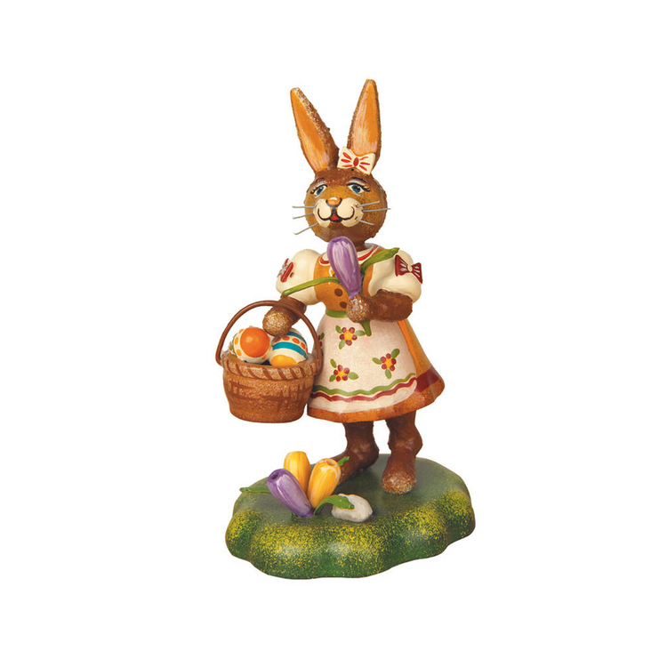 Mother Bunny Figurine