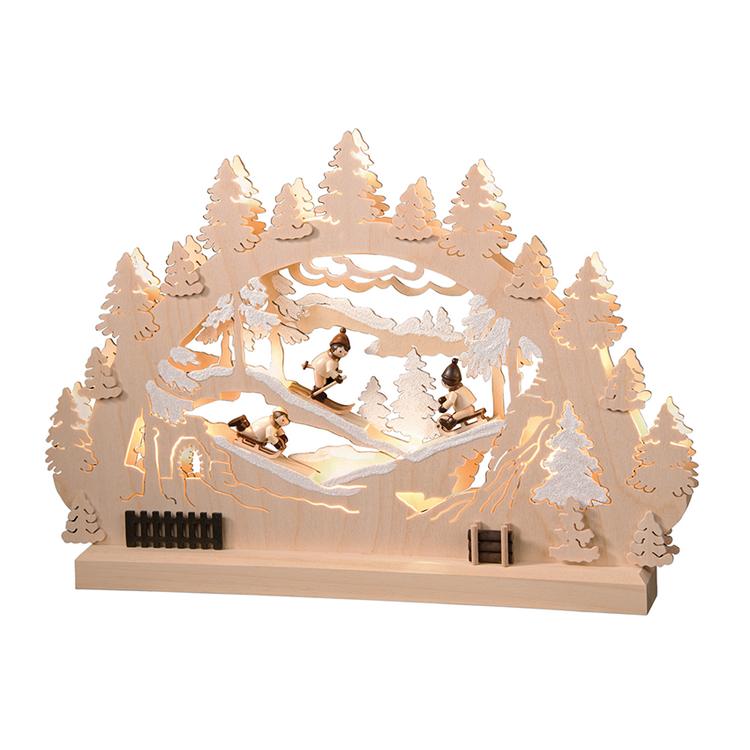 Winter Fun Arch LED