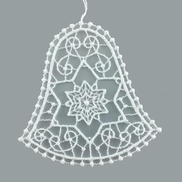 Bell Linen Ornament
