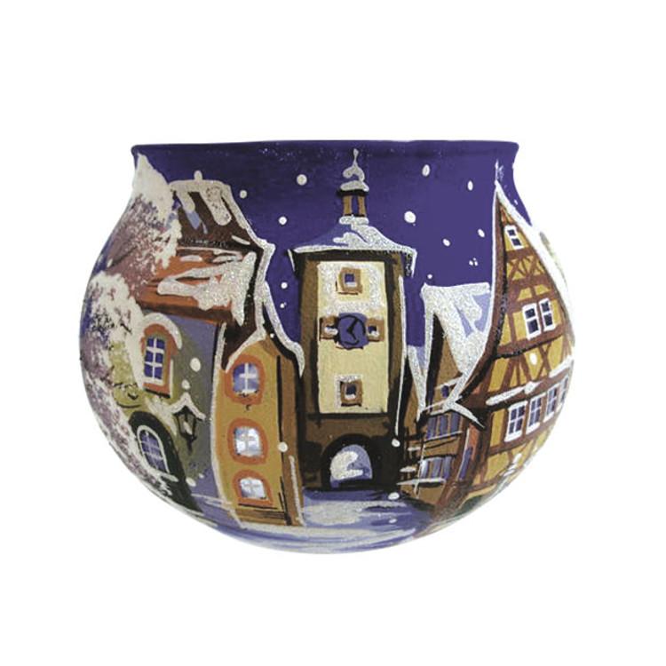 Rothenburg's Plonlein Tealight Candleholder