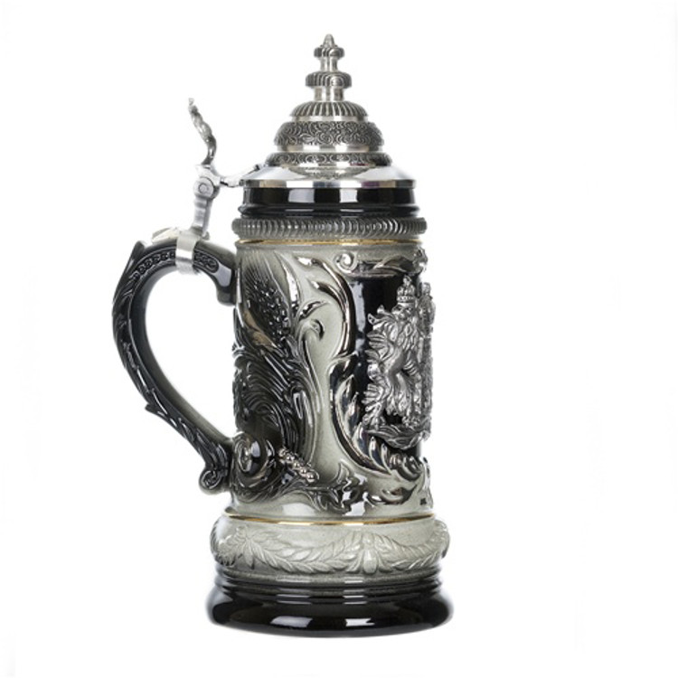 Grey Tones Beer  Stein