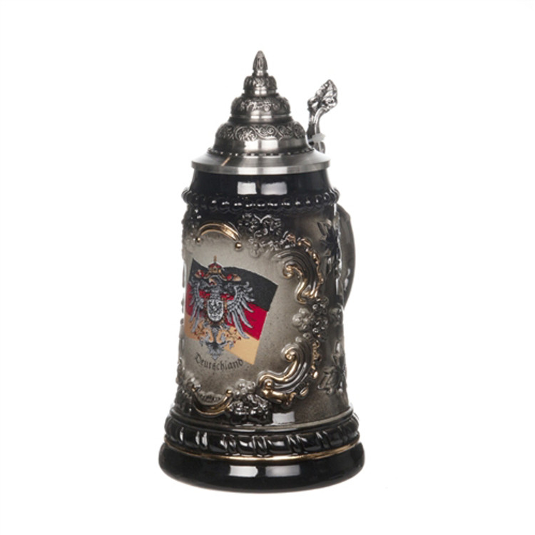 German Flag Beer Stein
