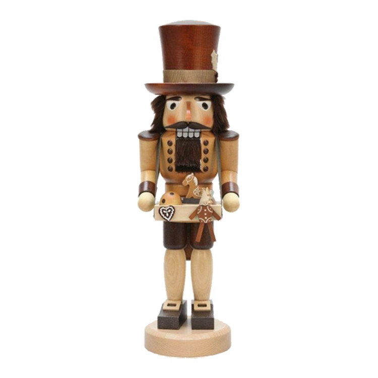 Toy Trader Natural Nutcracker