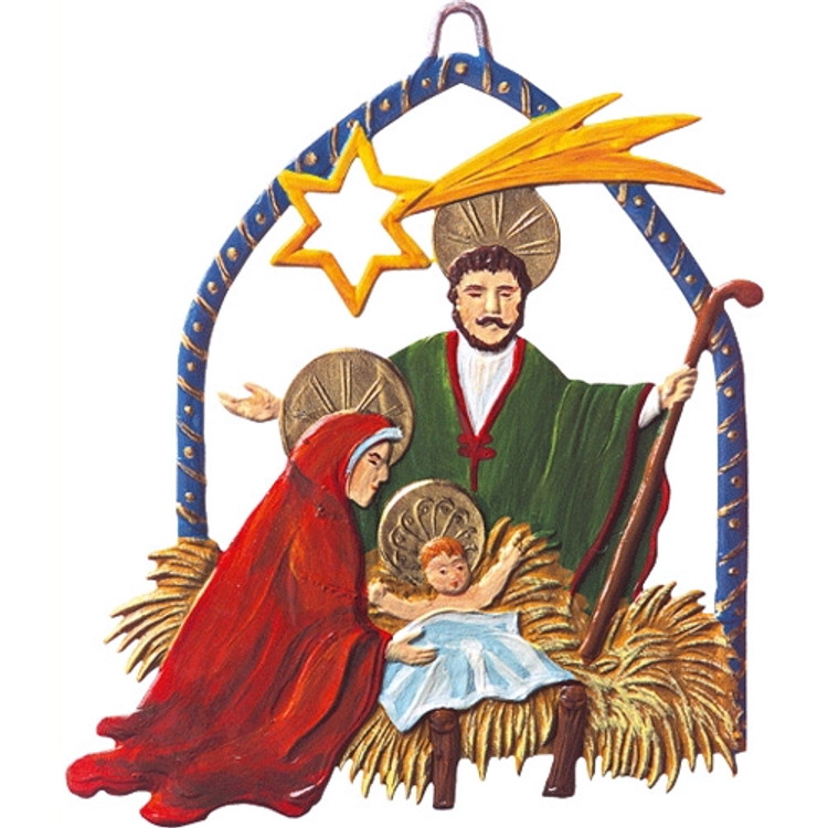 Holy Family with North Star