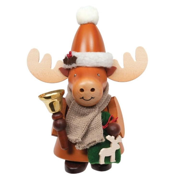 Bell Ringing Moose Natural