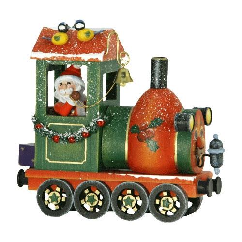 Locomotive Smoky