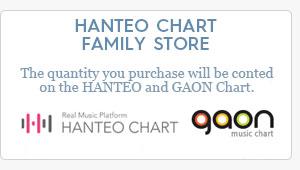 Hanteo Chart