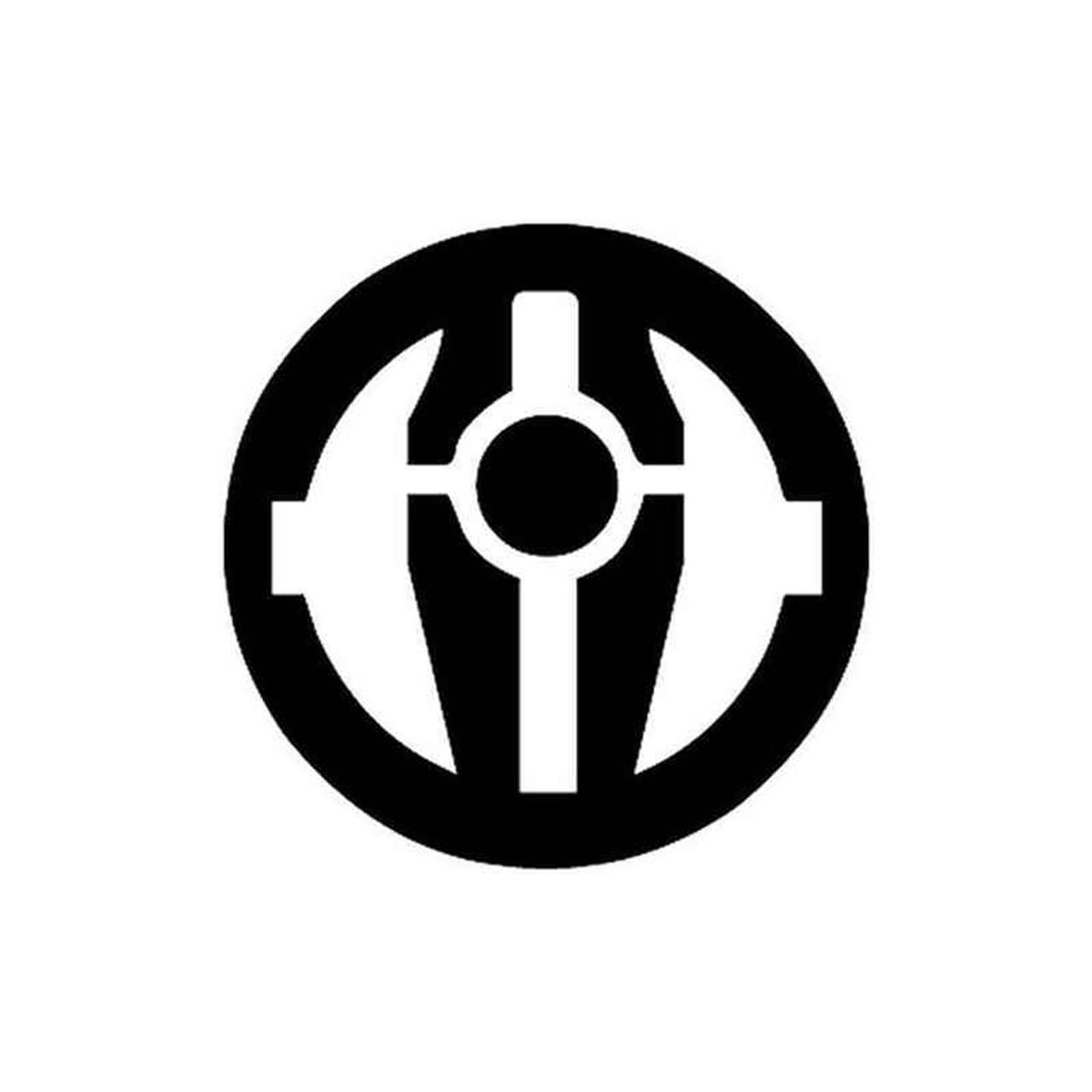 Star Wars Sith Empire 28 Vinyl Sticker