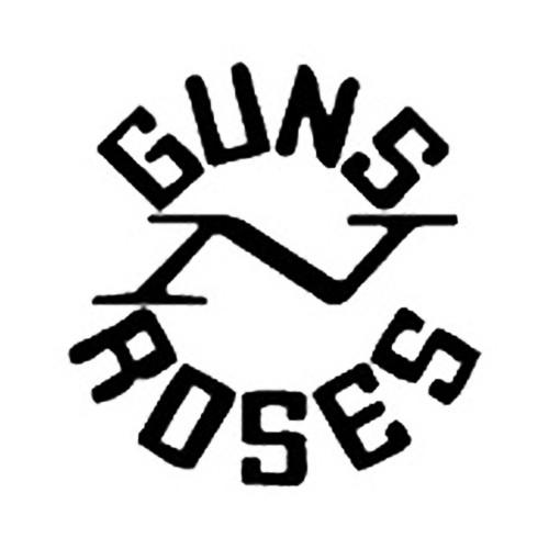 Guns N Roses Vinyl Decal Sticker