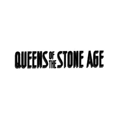 Our queens of the stone age band logo decal is offered in many color and size