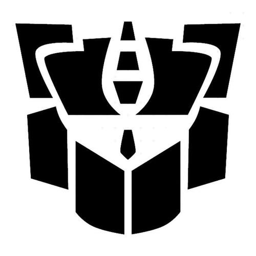 Generation 2 Autobot Symbol Vinyl Sticker