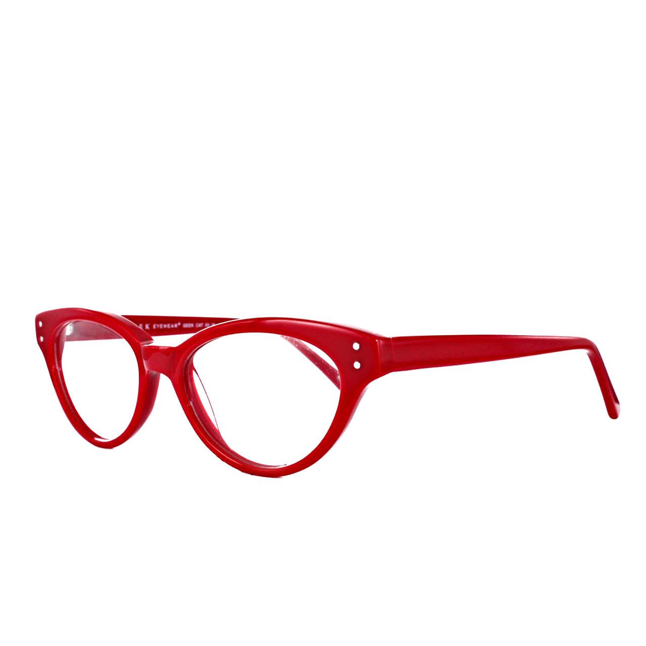 GEEK Eyewear GEEK CAT 03 Red