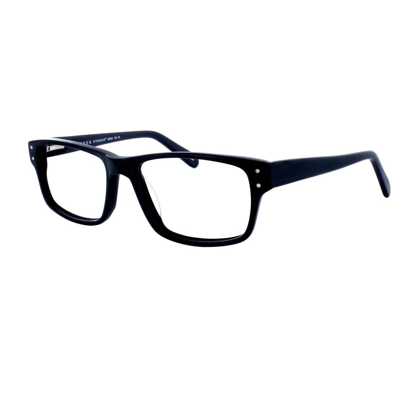 Geek 123: Black Matt