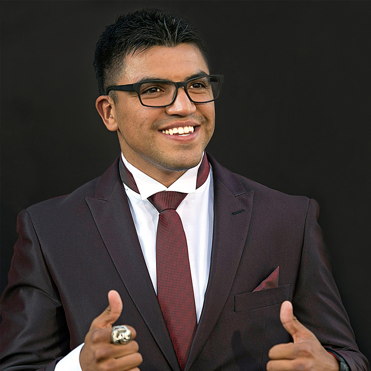GEEK Eyewear Geek VO1 Victor Ortiz Collection