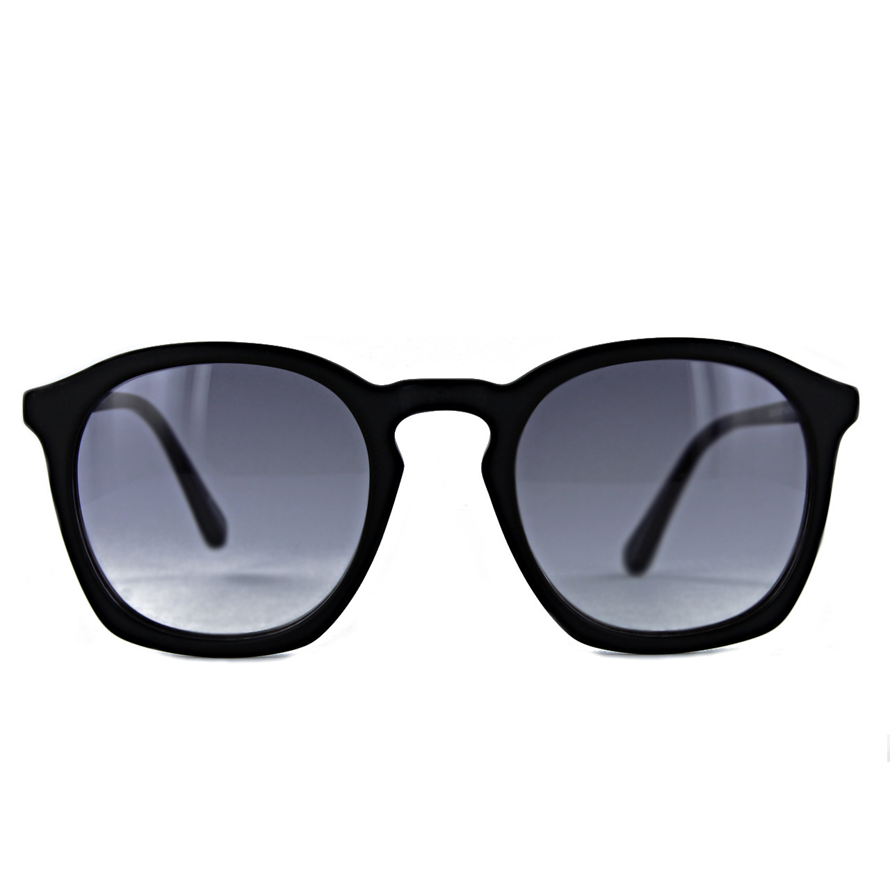 Rouq 4.0 Black Matt with Gradient Grey Lenses