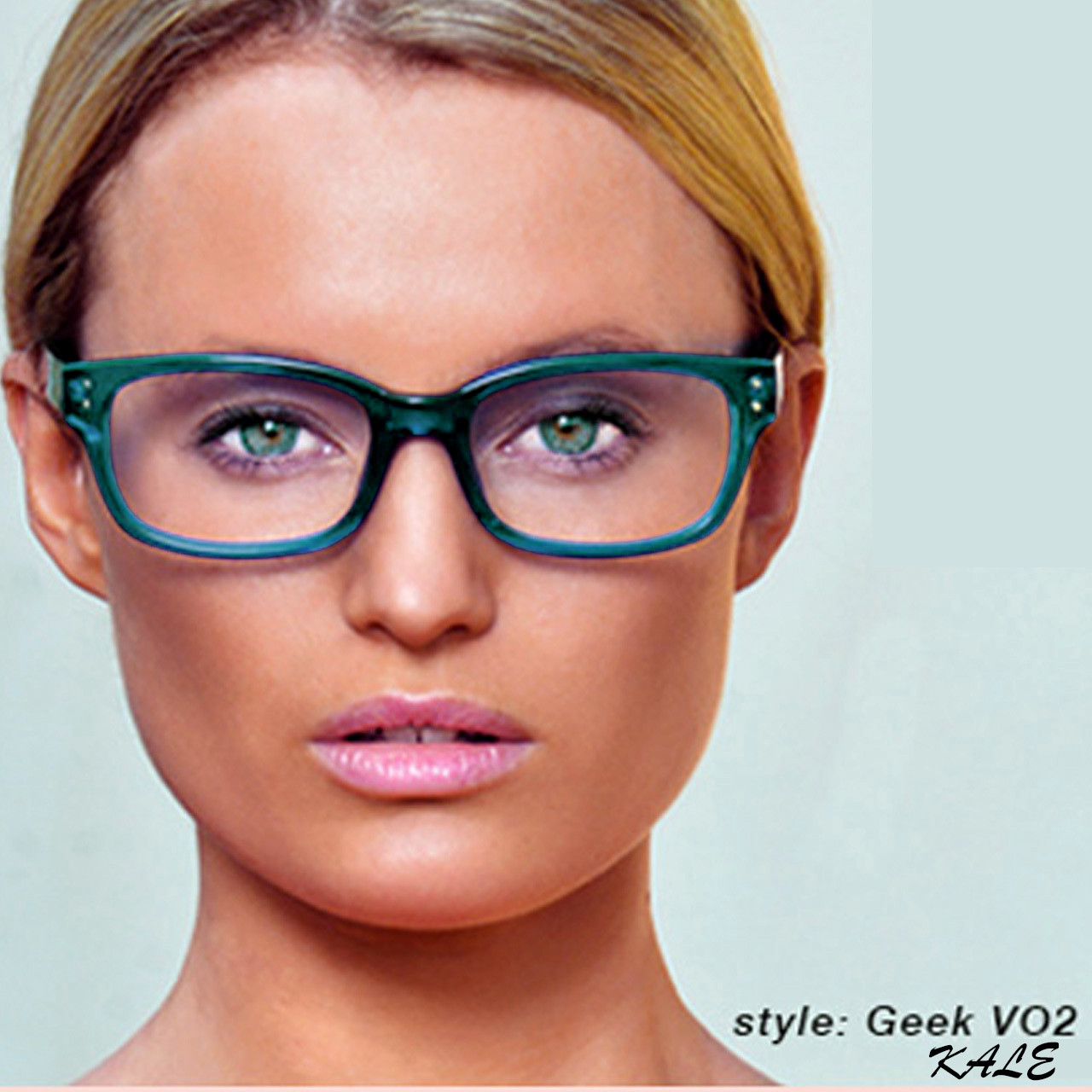 GEEK Eyewear Geek VO2 in Kale