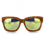 GEEK COUTURE Fashion Sunglasses Blonde