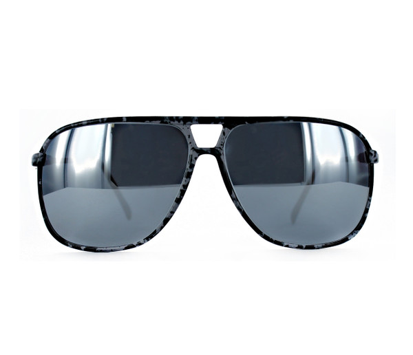 Carbonlight with Silver Mirror Lenses