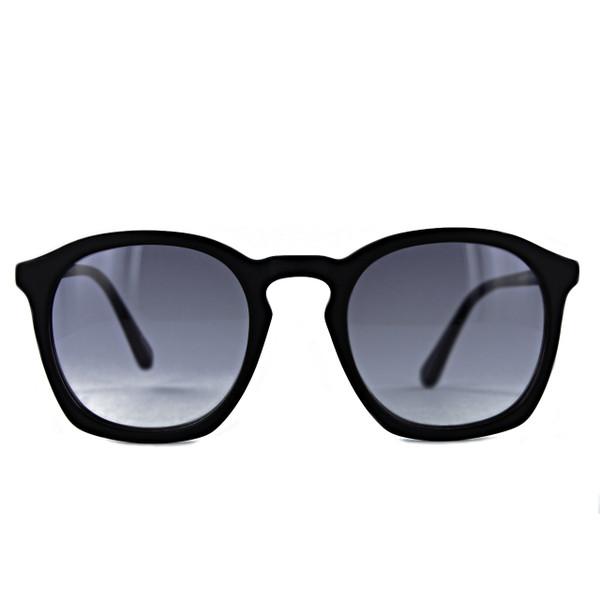 Rouq 4.0 Black Matt with Gradient Grey Lenses
