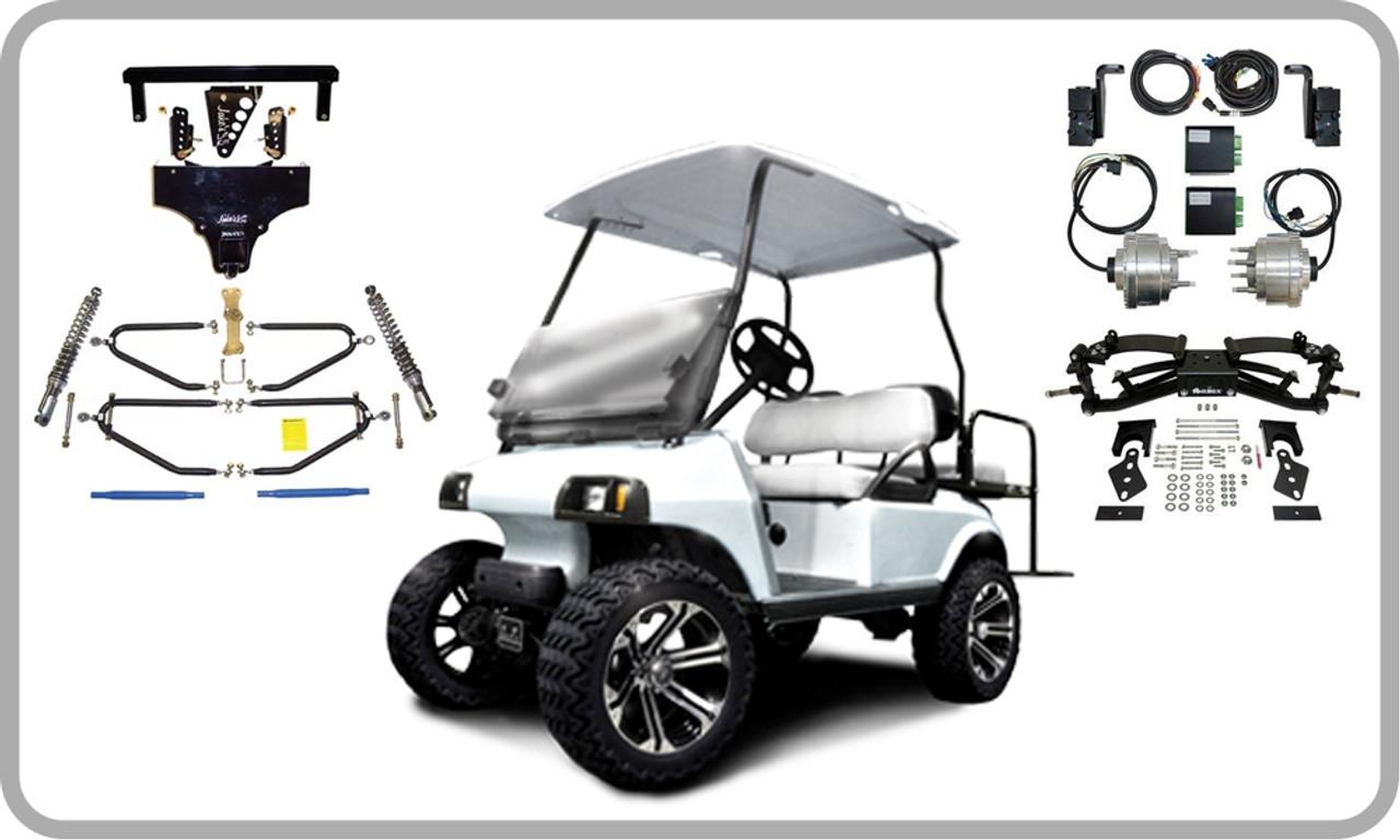 Golf cart accessories on sale at diy golf cart lift kits solutioingenieria Gallery