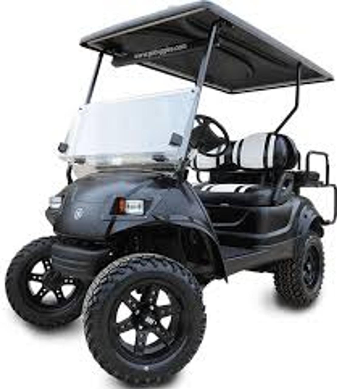 Golf cart lift kits best quality ezgo club car more yamaha golf cart lift kits solutioingenieria Gallery