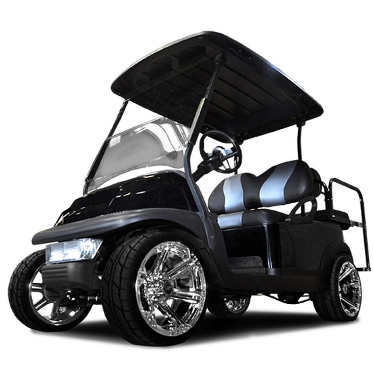 Golf cart lift kits best quality ezgo club car more club car lift kits solutioingenieria Gallery