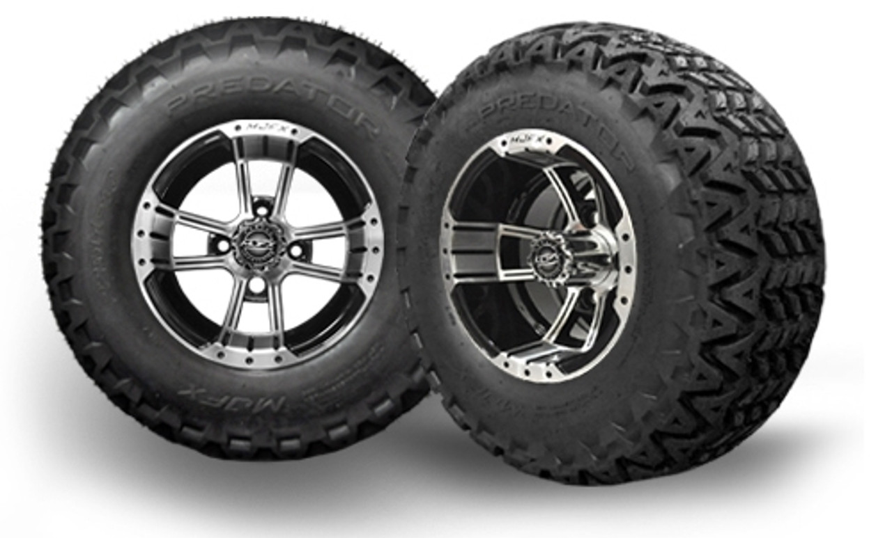 Golf cart tires wheels lift kit combos from diy golf cart 10 wheels tires lift combos solutioingenieria Gallery
