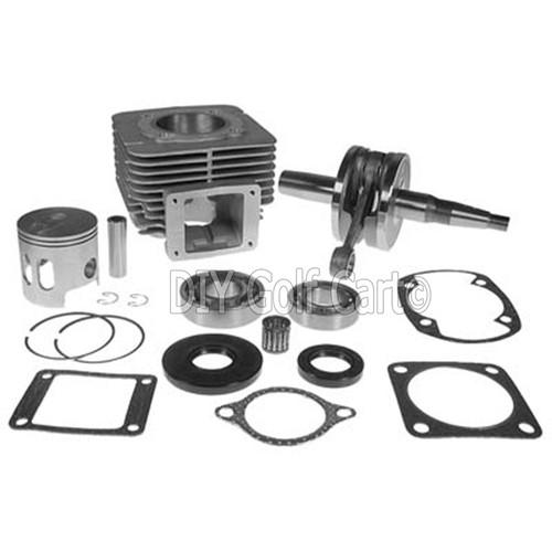 Yamaha G16 Cylinder Head: Camshaft Parts